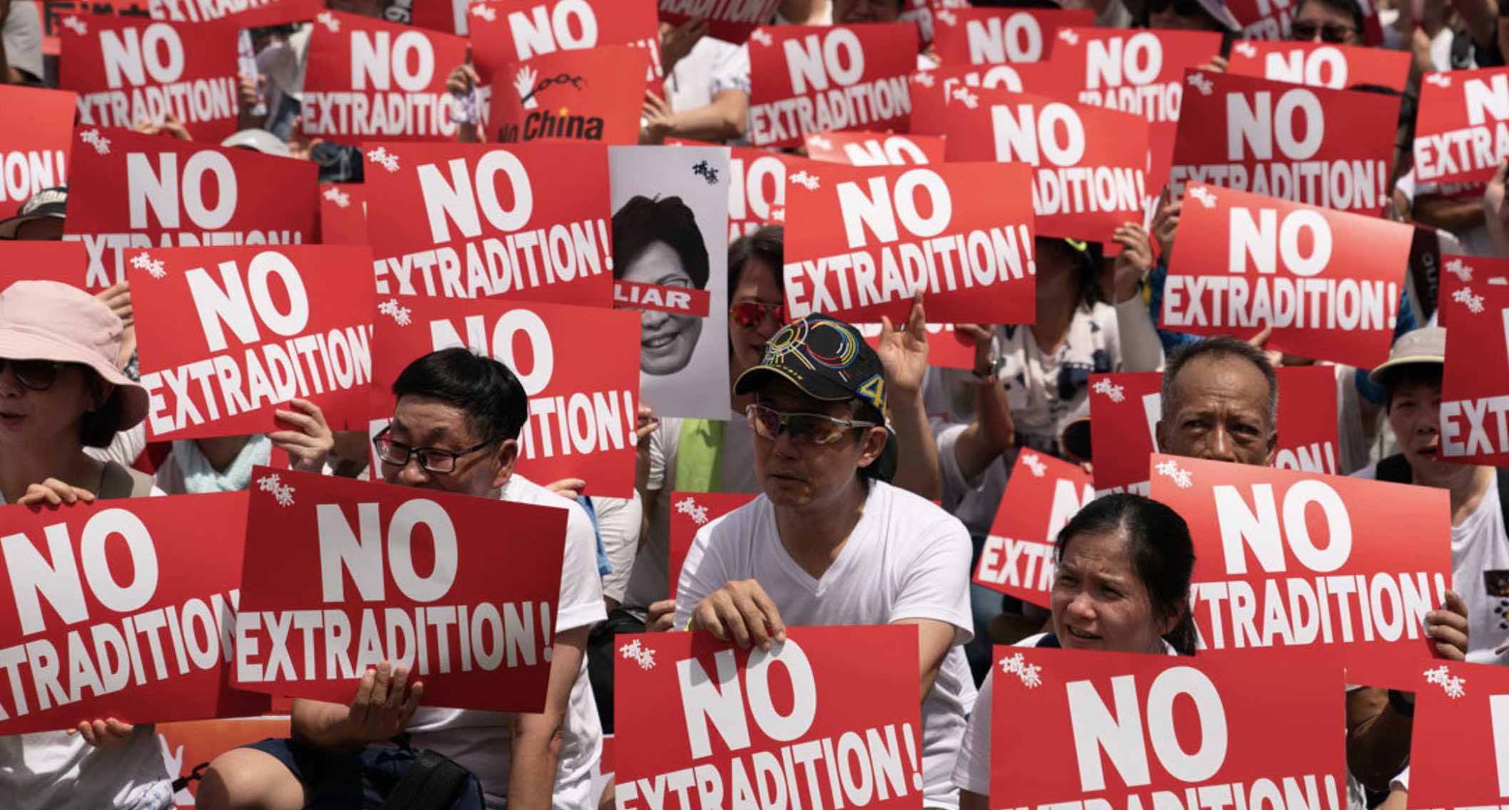 Hong Kong, y los planes de China para el resto del mundo