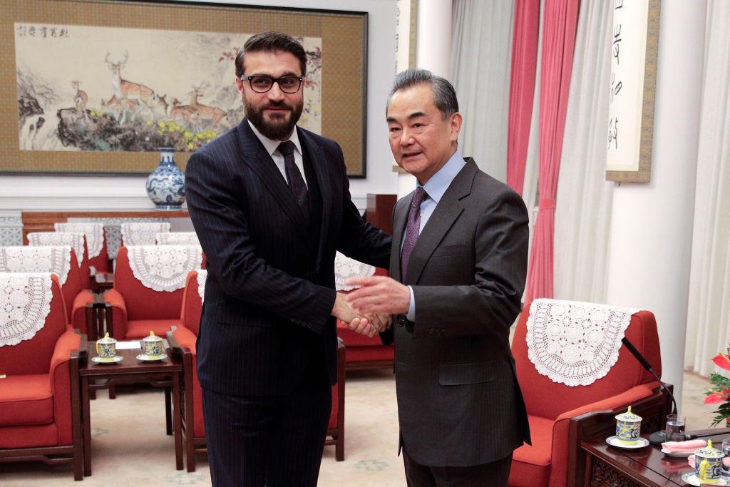 Afganistán: sale EEUU, entra China (con la ayuda de Irán)